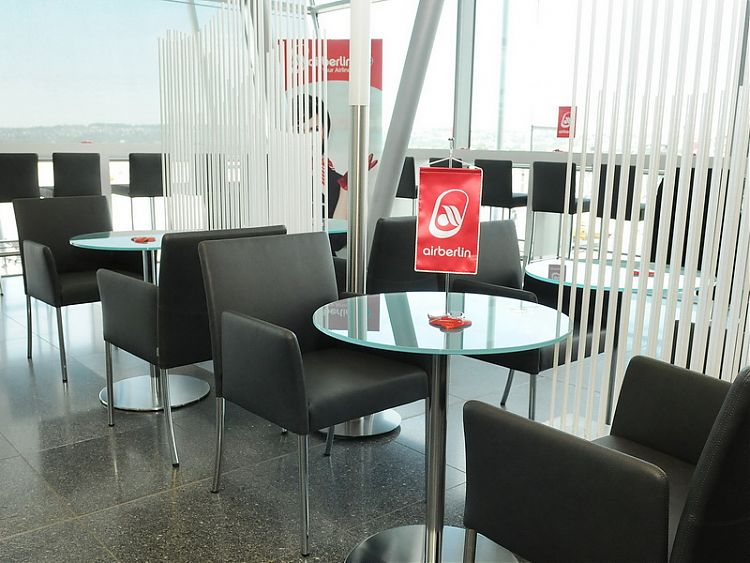 Air Berlin Exklusiver Wartebereich In Stuttgart News Tma