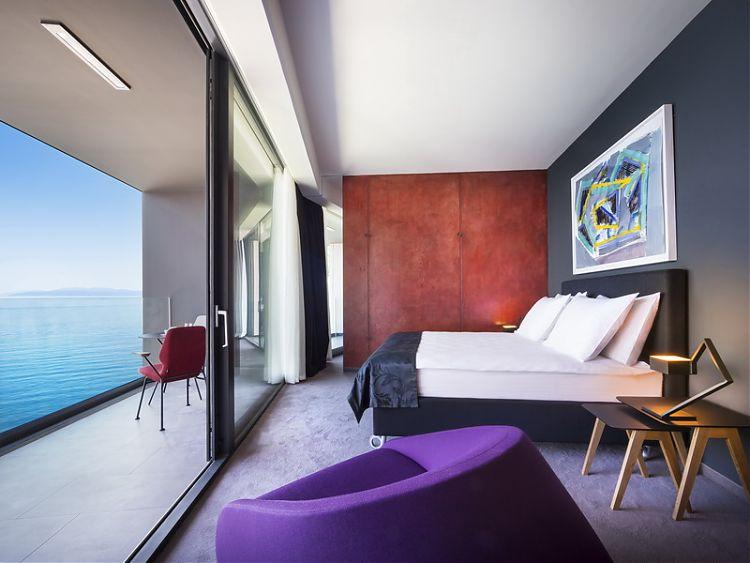Designhotel navis neuer hotspot in opatija news tma for Designhotel navis