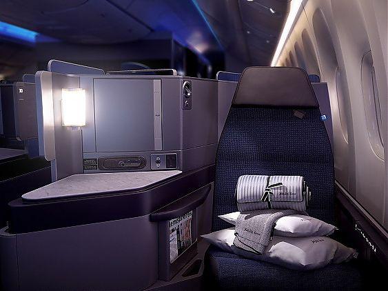 United Airlines: Neues Servicekonzept für die Business Cl ...