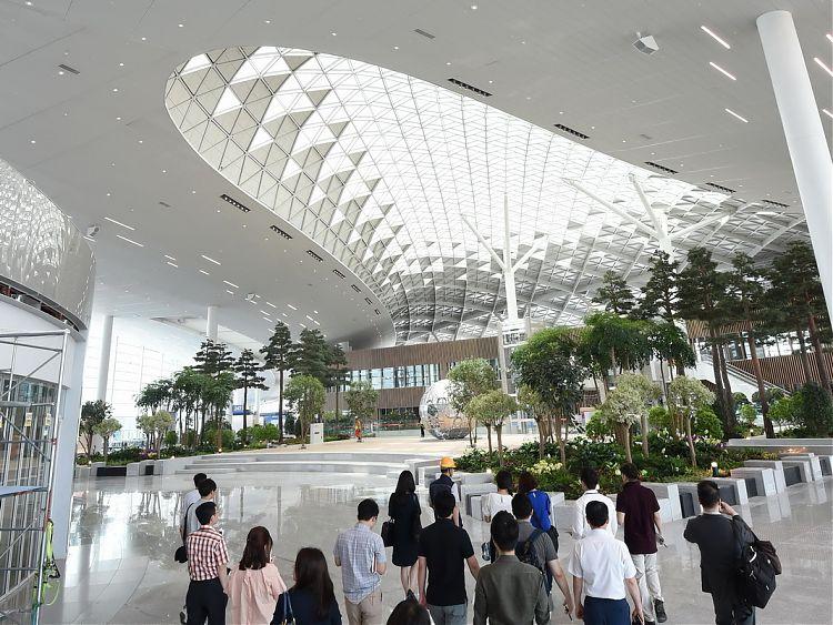 Korean Air übersiedelt in neuen Terminal am Incheon Airport » news ...
