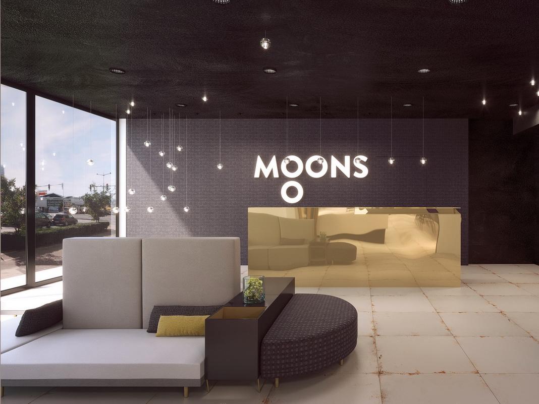 Mooons baustart f r neues boutique hotel in wien news for Design und boutique hotels wien