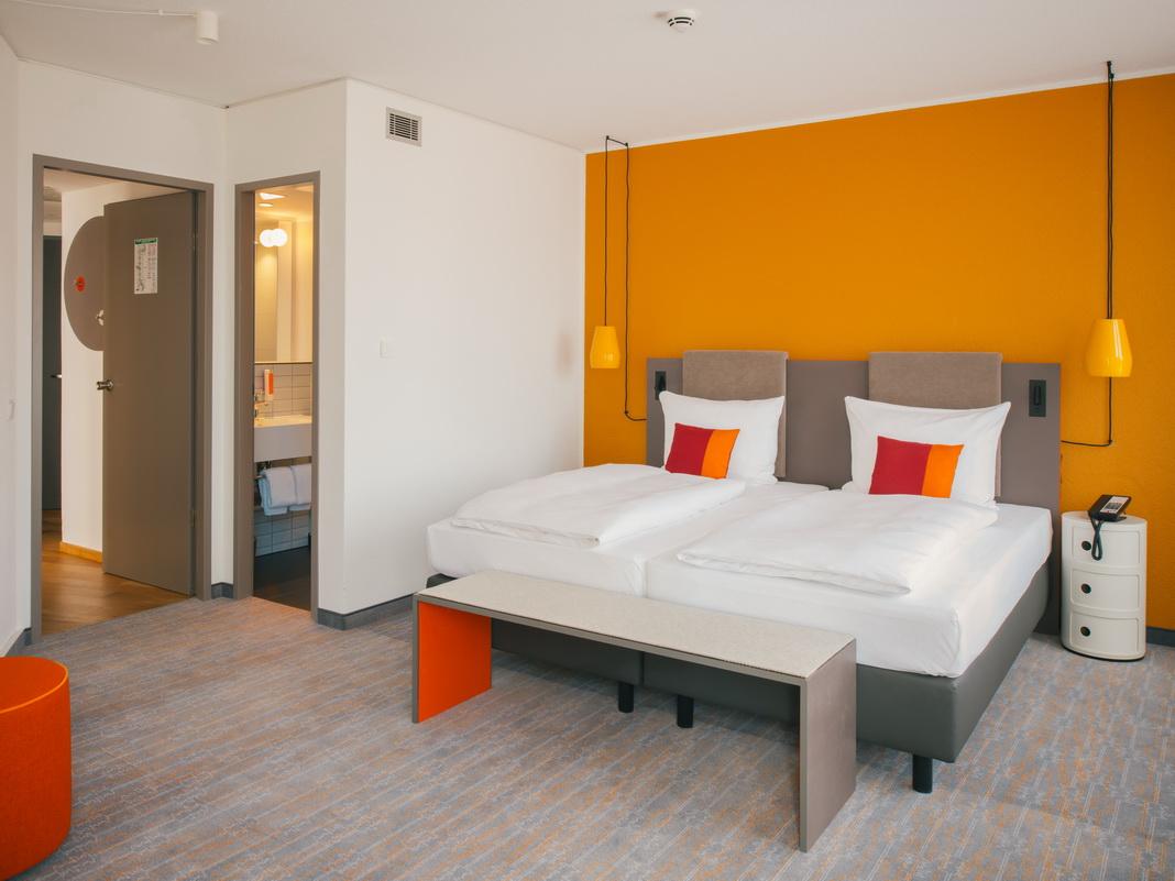 Neuer Hotspot für Leipzig: Vienna House Easy ist eröffnet » news ...