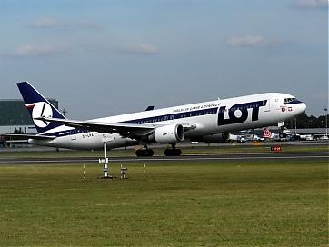 Foto: LOT Polish Airlines