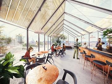 Neues Radisson RED-Hotelprojekt in Wien (c) Radisson RED Vienna by INNOCAD ARCHITECTURE