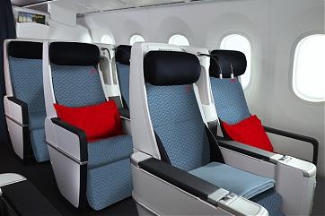 Neue Premium Economy Class im Airbus A330 - Foto: Air France