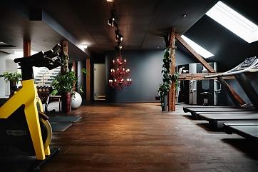 Neuer Fitnessraum im Hotel Weitzer in Graz - Foto: Weitzer Hotels