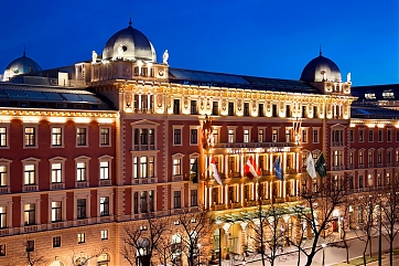 Foto: Palais Hansen Kempinski